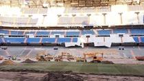 Santiago Bernabéu, objetivo listo para septiembre