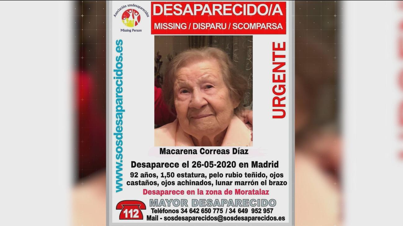 Hallan el cuerpo sin vida de Macarena, desaparecida en Moratalaz