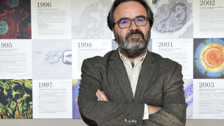 """Dr. Lluis Montoliu """"Podemos utilizar las tijeras genéticas para ir directamente al corazón del coronavirus, degradarlo o destruirlo"""""""