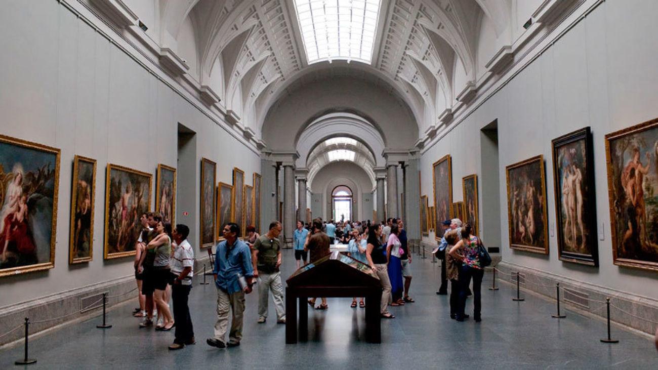 El Museo del  Prado reabre sus puertas