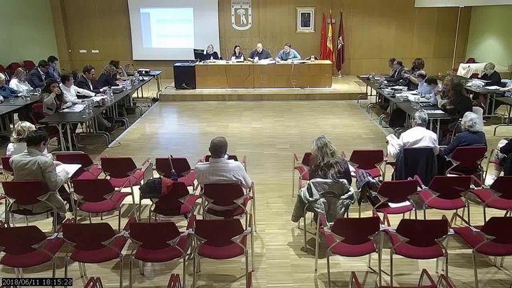 Los plenos de distrito regresan en junio a Madrid