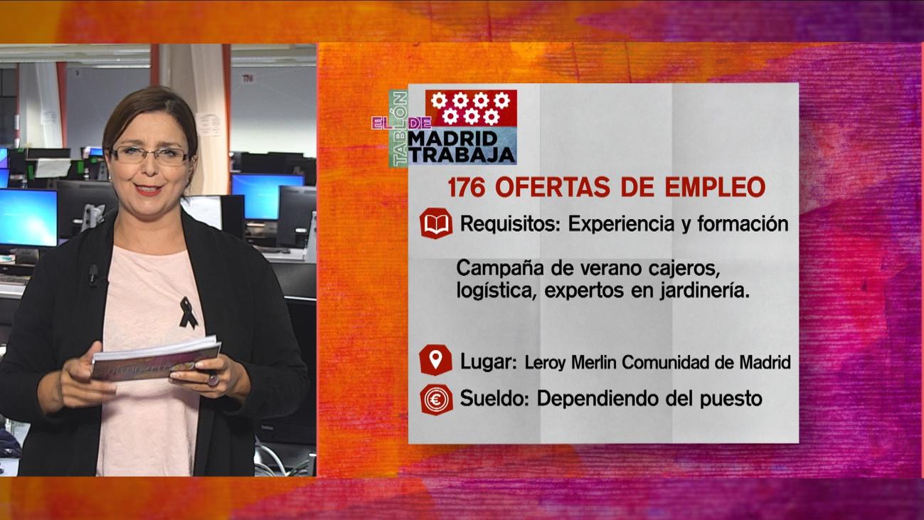 Leroy Merlin ofrece 176 vacantes de empleo