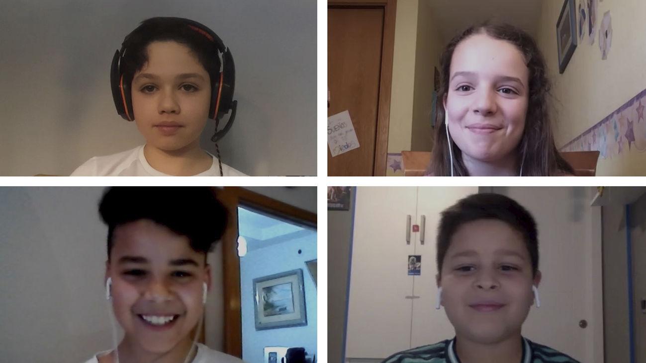 La Radio del Cole en Casa XI: Encuentros en la presente fase