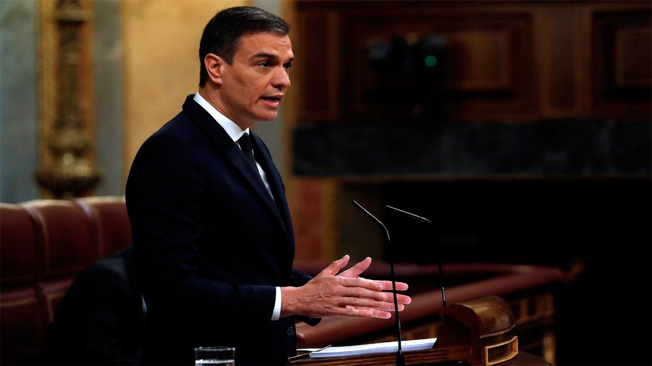 """Sánchez se defiende de los ataques y dice que Marlaskaestá """"destapando la mal llamada policía patriótica"""""""