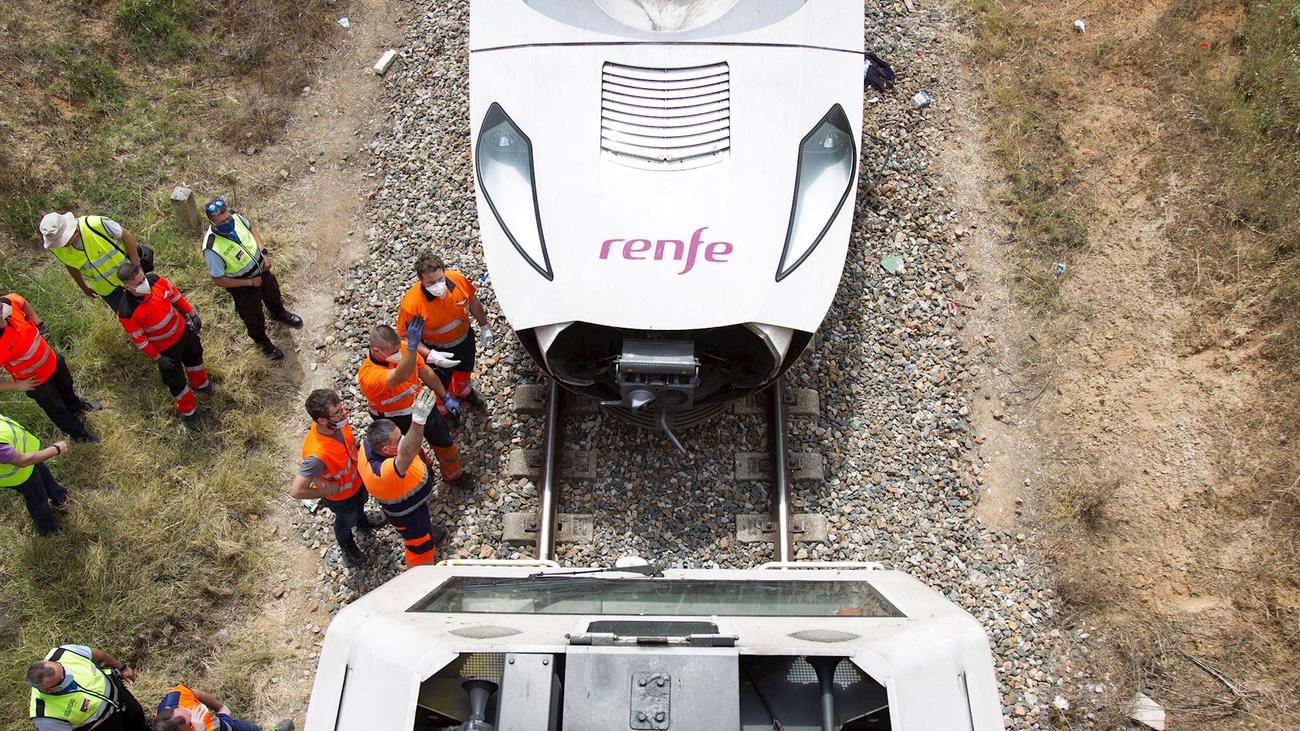 Dos investigaciones abiertas para esclarecer las causas del accidente del Alvia