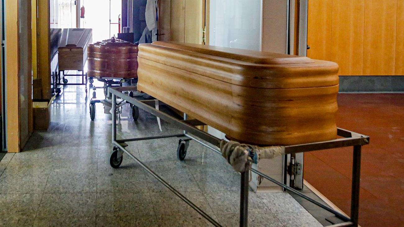 El INE refleja que hay en lo que llevamos de año casi 44.000 muertos más que en el mismo periodo de 2019