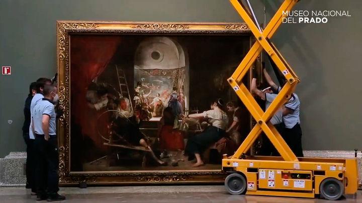 """El Prado expone sus obras maestras en el """"Reencuentro"""" con los visitantes"""