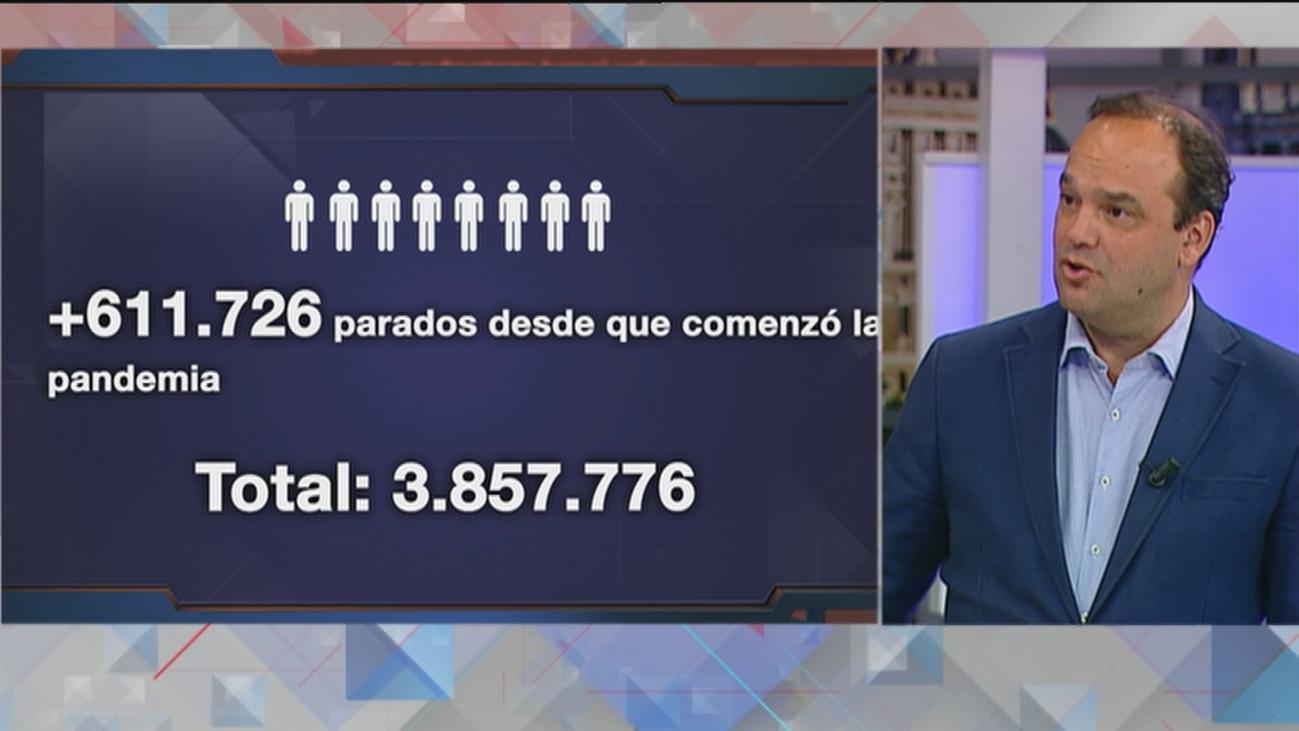 """José Carlos Díez: """"Hay que regular el mercado de trabajo a esta nueva realidad"""""""