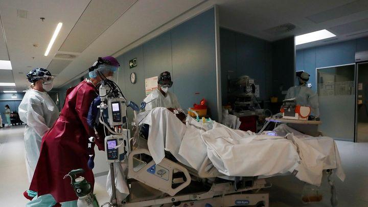 Madrid registra 44 contagios y 9 muertes por coronavirus