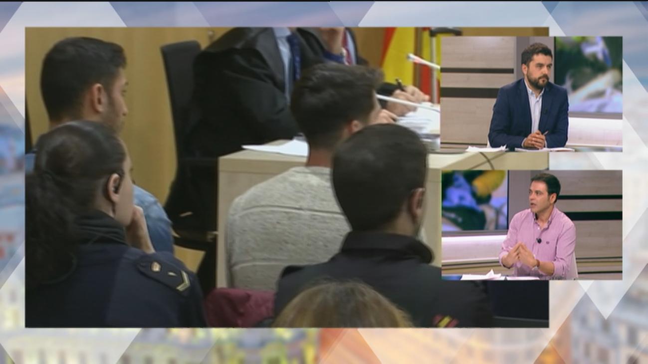 'La Manada', de nuevo condenada a prisión por abuso sexual, esta vez por el caso de Pozoblanco