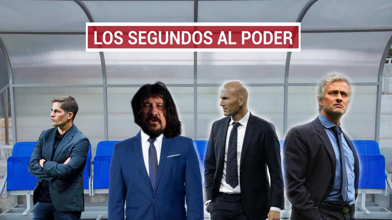 El Mono Burgos sigue el camino de Zidane y Mourinho
