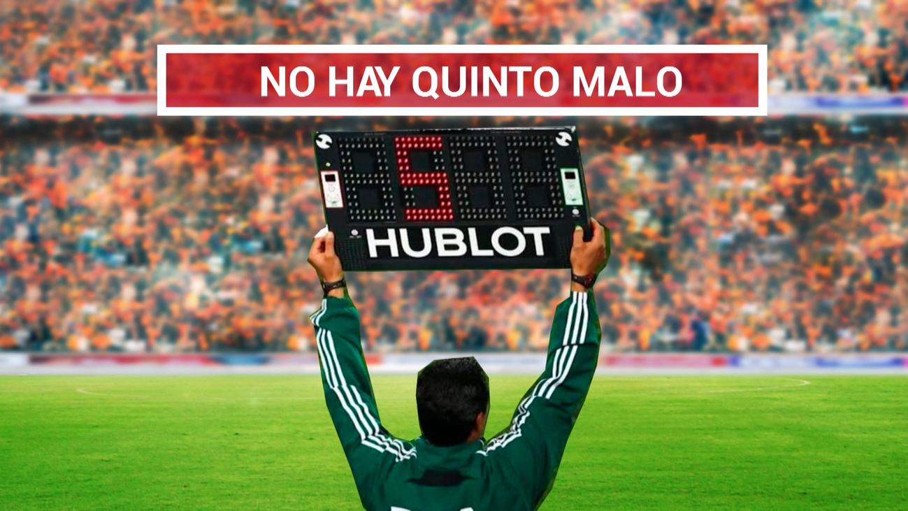 ¿Cómo afectará la norma de los cinco cambios al fútbol?