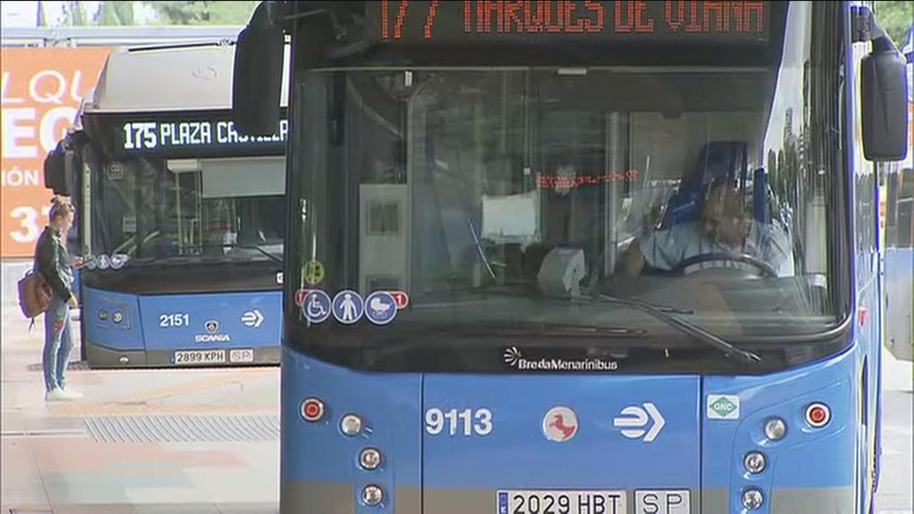 Madrid reforzará 78 líneas de autobús y vigilará el aforo de Metro en la Fase 2
