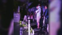 La Policía para una fiesta ilegal con más de 200 personas en una discoteca de Madrid