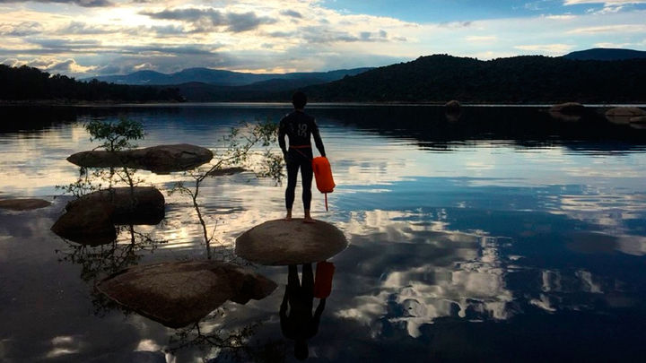 Nacho Dean nos habla su última gran aventura, unir nadando los cinco continentes