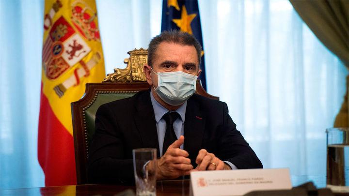 El sindicato de Policía Jupol se querella contra Franco y Simón por la gestión de la pandemia