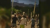 Batalla campal en Colmenar de Oreja entre vecinos y 'okupas'