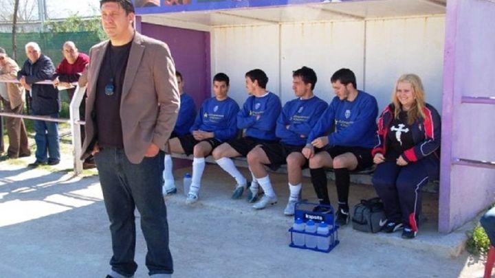 Descubrimos al 'Mono' Burgos entrenador del Carabanchel