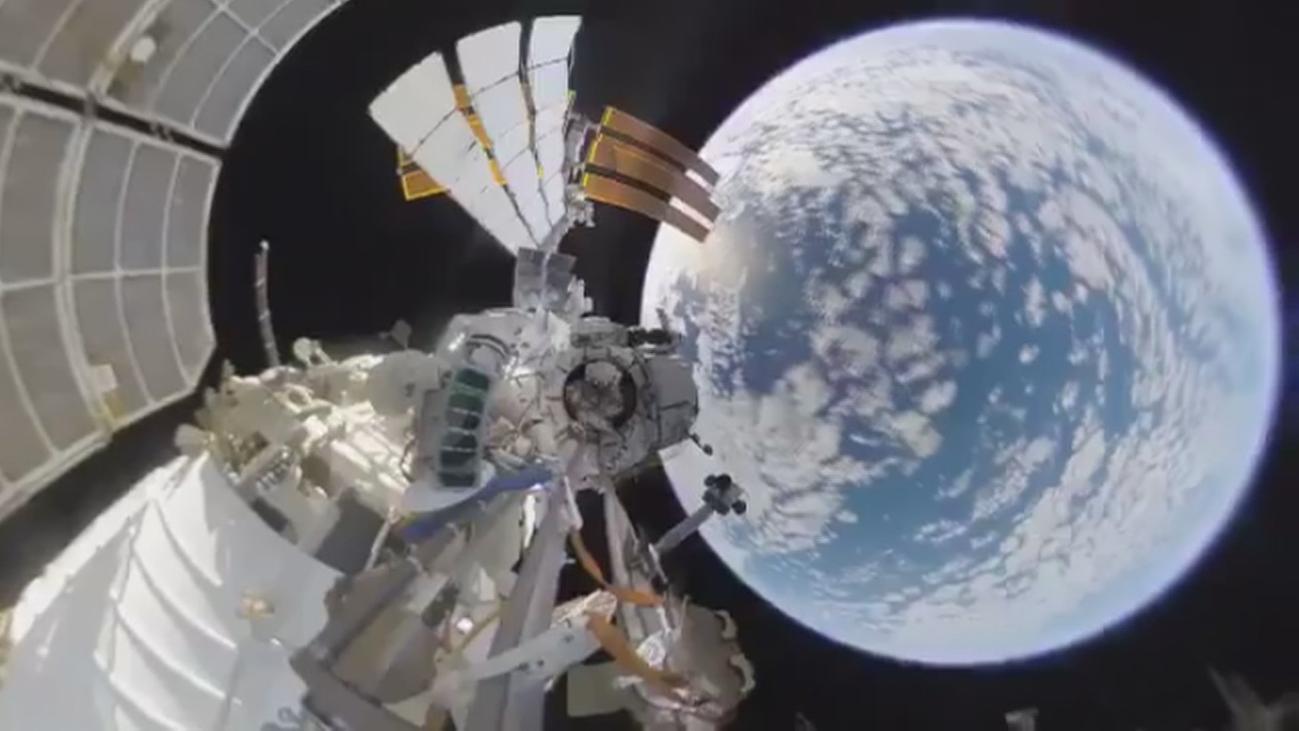 La Tierra, en 360 grados