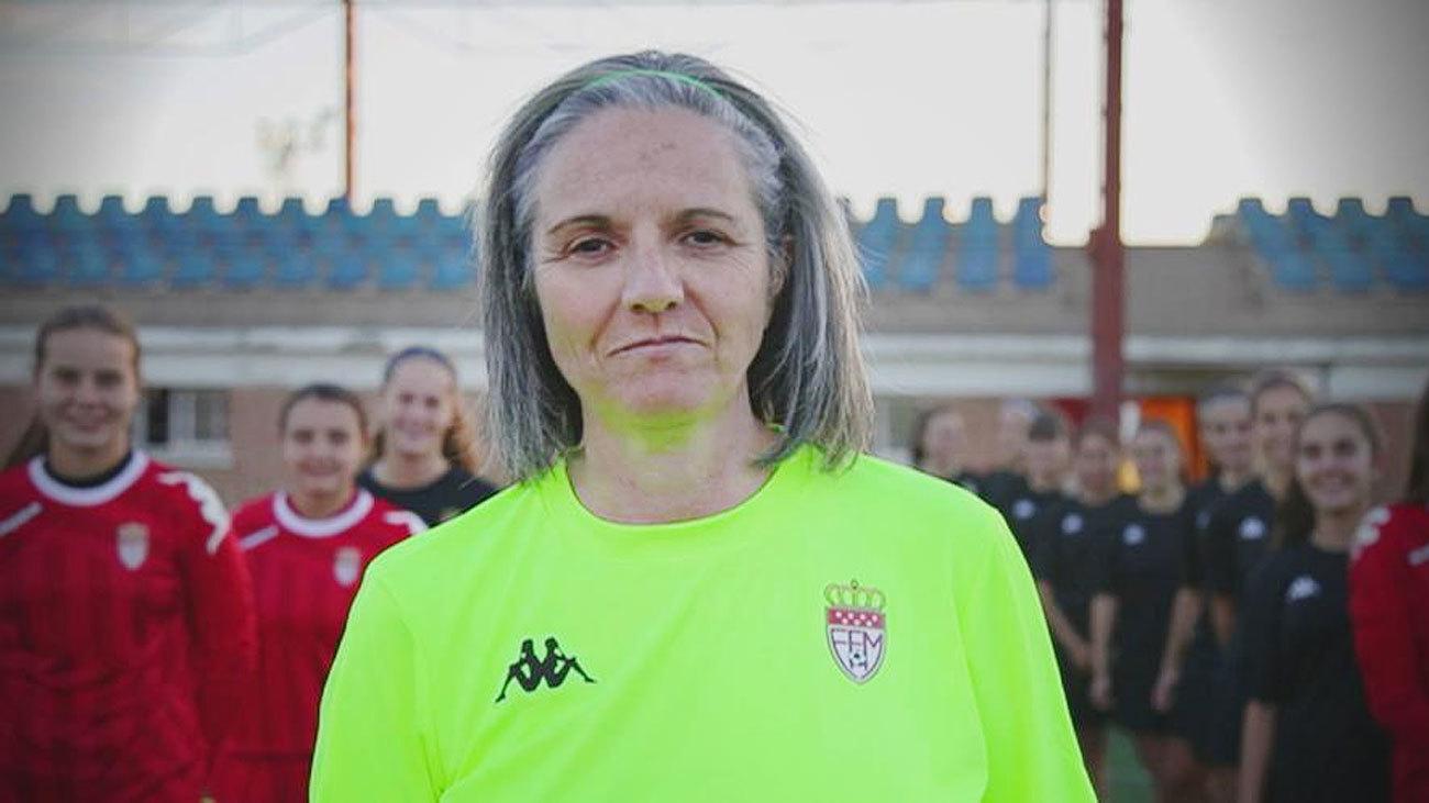 Laura Torvisco cuenta cómo vive el fútbol femenino madrileño la crisis del covid-19