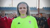 Laura Torvisco cuenta cómo vive en el fútbol femenino madrileño la crisis del covid-19