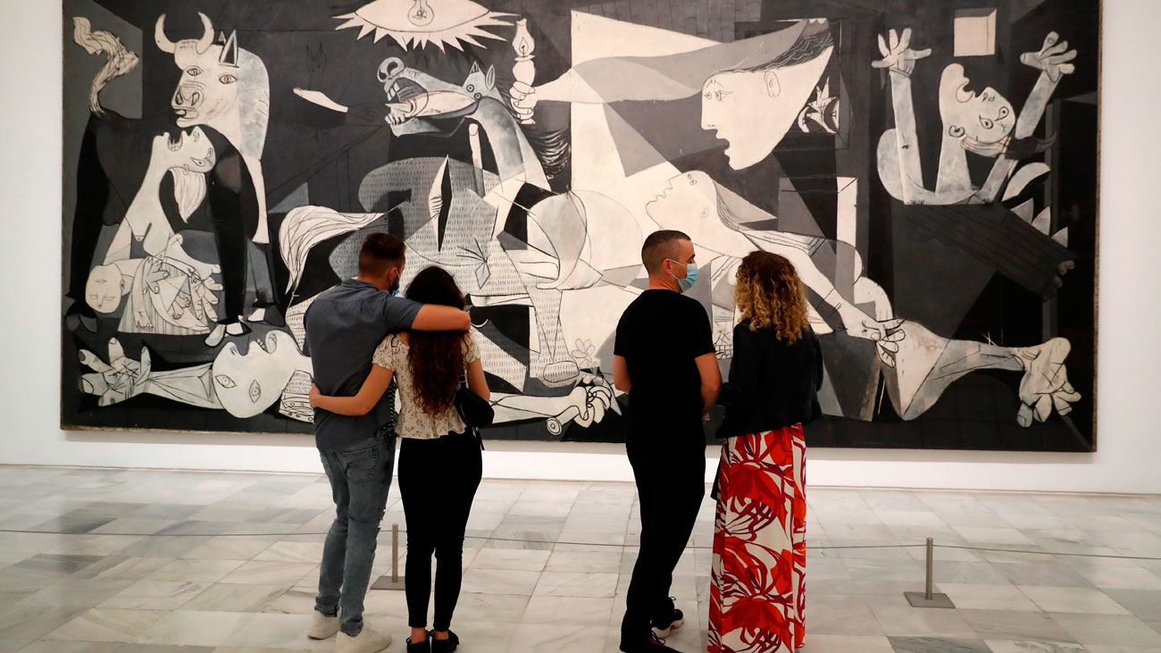 El Prado, el Reina Sofía y el Thyssen abren su puertas