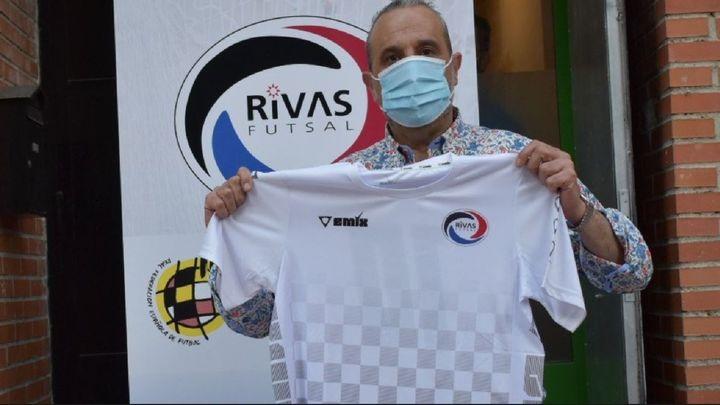 Así ha terminado la temporada el CD Rivas Futsal
