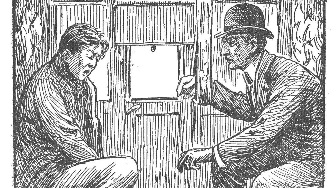 Los anónimos archivos secretos de Sherlock Holmes