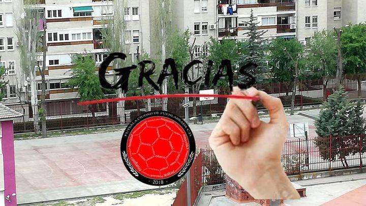 El Futsala Ciudad de Fuenlabrada resiste al covid-19
