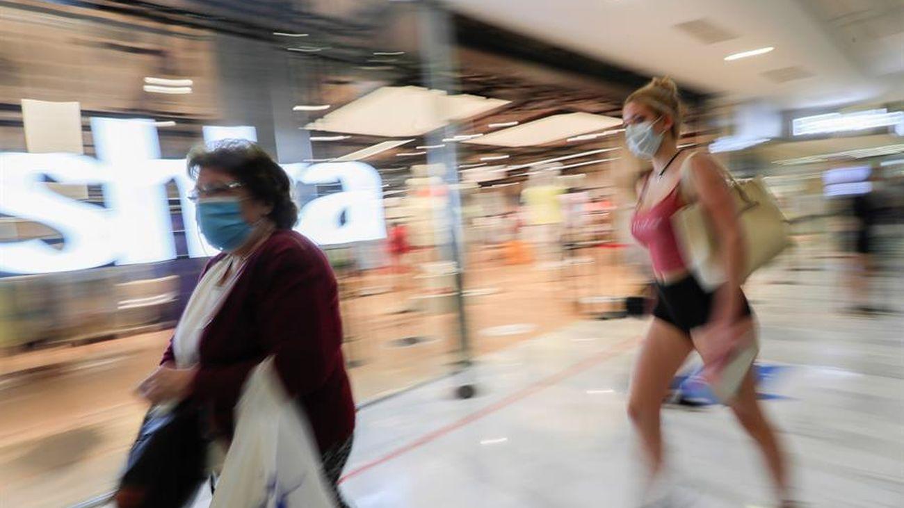 Detienen a un hombre por amenazar a centros comerciales con cometer atentados