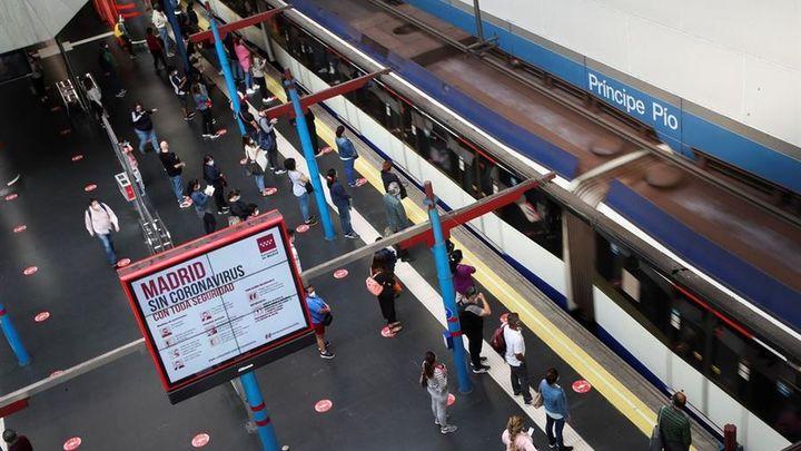 Restablecido el servicio de Cercanías entre las estaciones de Príncipe Pío y Pozuelo en ambos sentidos