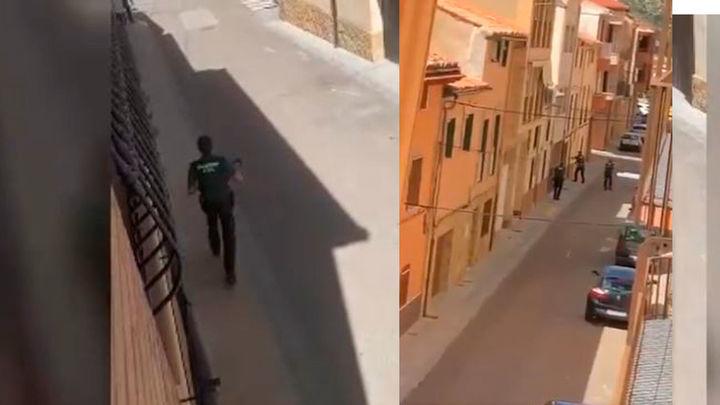 La Guardia Civil detiene en Andorra al 'Rambo de Requena'