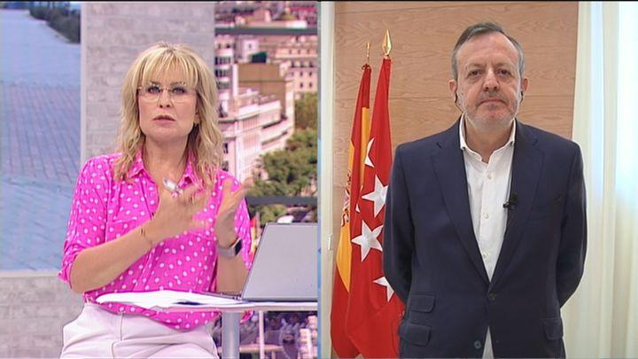 """Alberto Reyero: """"Tengo todo el apoyo de Ignacio Aguado"""""""
