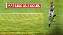 Jovic, más líos que goles en el Real Madrid