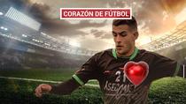 El corazón aparta del fútbol a Álvaro Vallejo