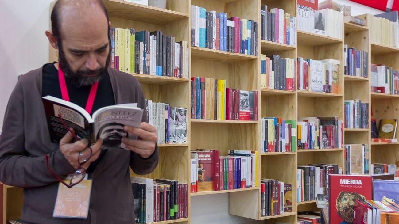 Imagen de la Feria Internacional del Libro de Guadalajara