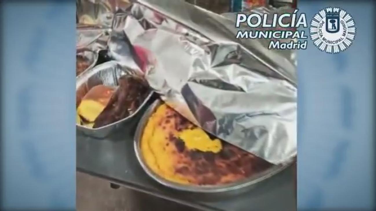 Paralizan una cocina ilegal en Peñagrande que vendía comida a domicilio