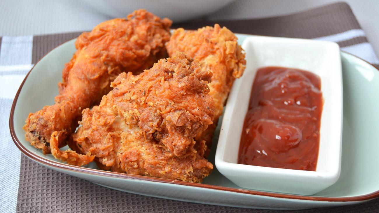 La receta del auténtico pollo al estilo Kentucky
