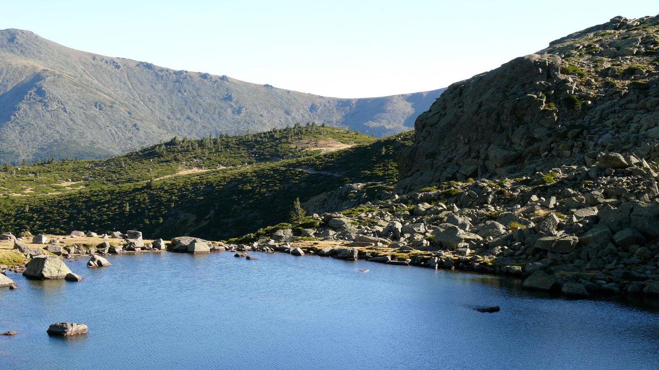 La Laguna Grande de Peñalara