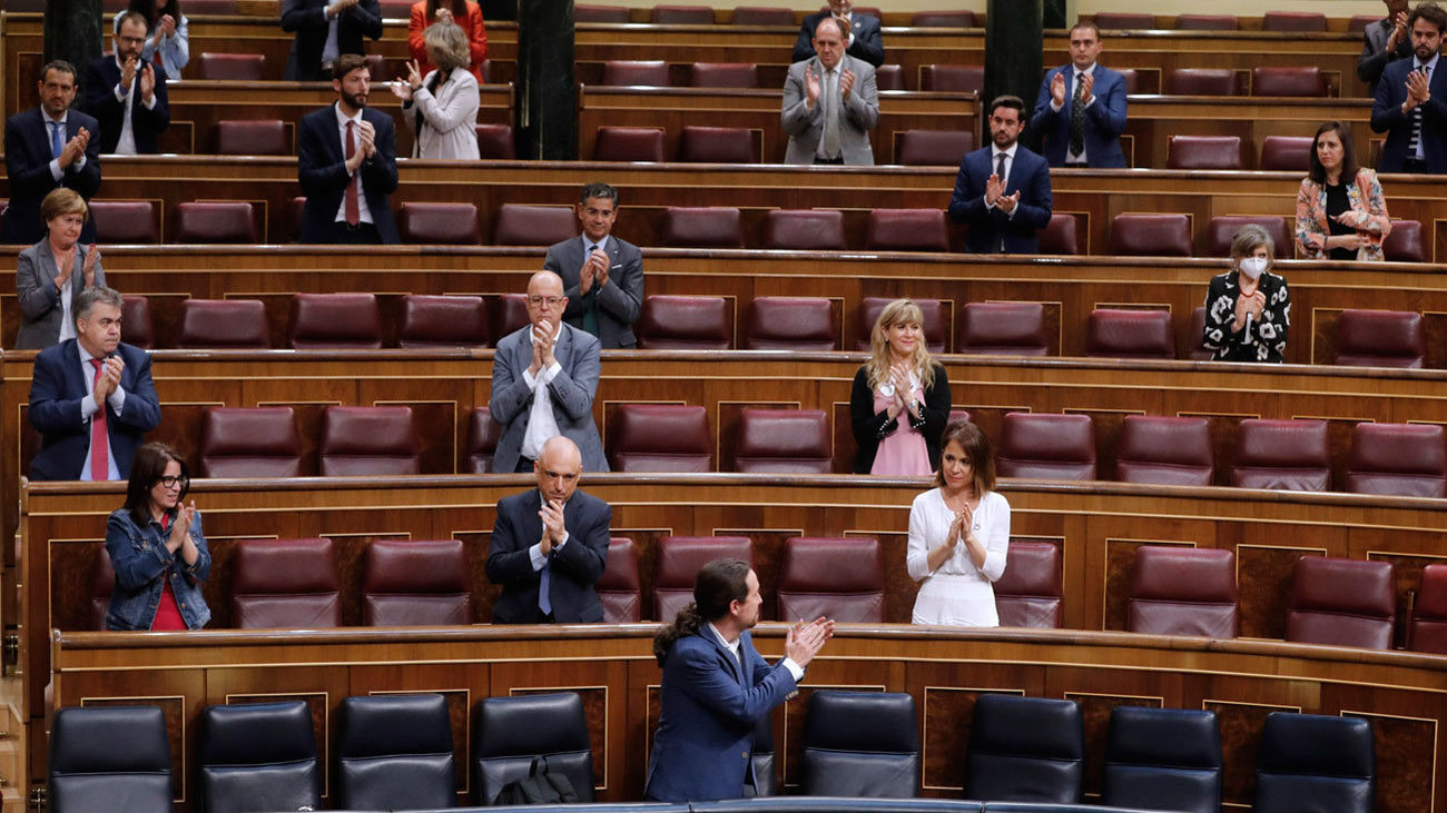 El Ingreso Mínimo Vital sale adelante en el Congreso si un solo voto en contra