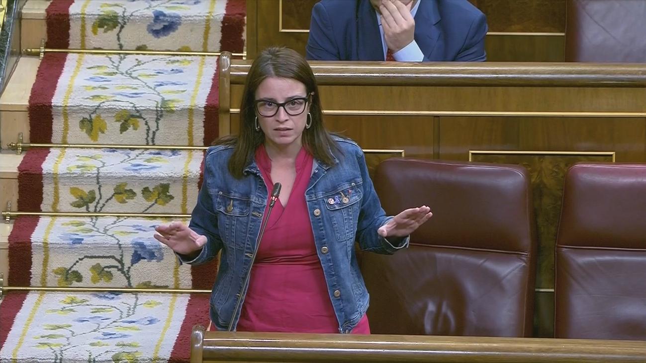 """Lastra pide al PP que retire los """"insultos"""" a Carcedo durante debate del IMV"""