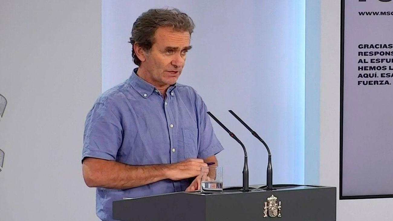 Sanidad informa de 167 nuevos contagios, 62 de ellos en Madrid
