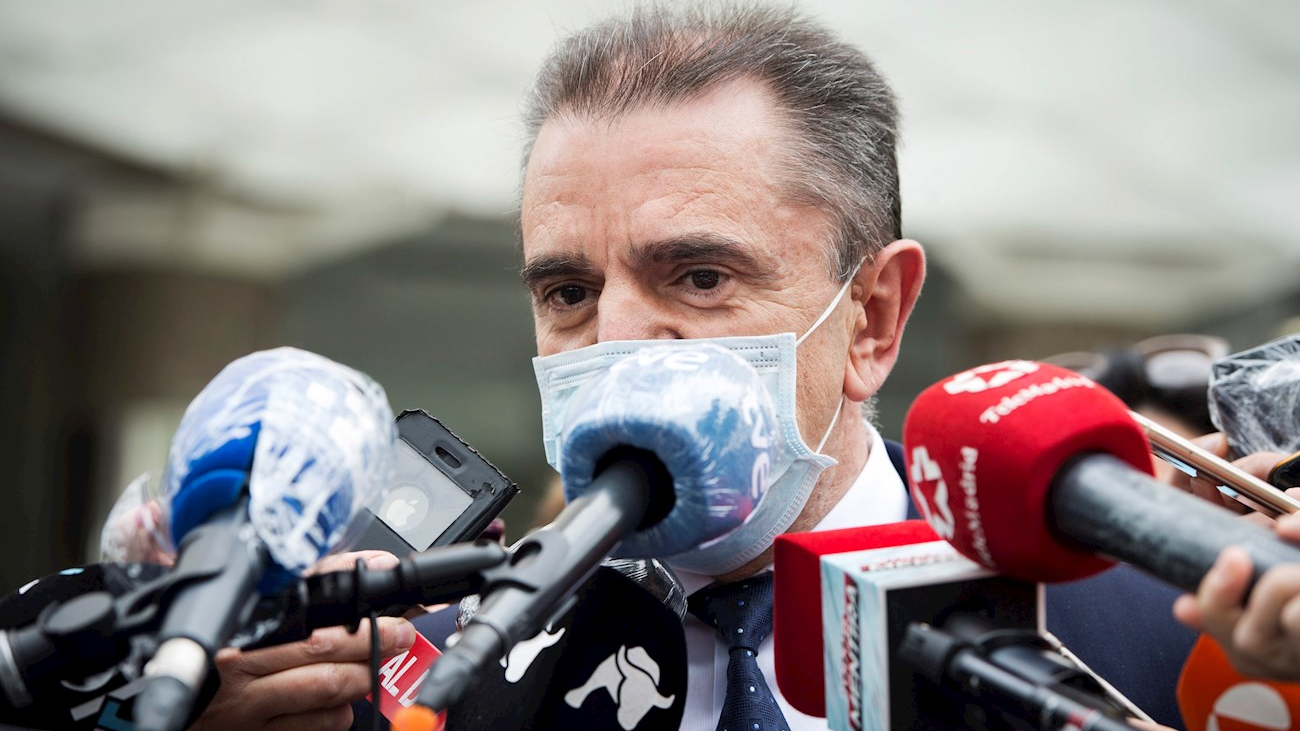 José Manuel Franco desvincula el 8-M del aumento de casos de covid-19 en Madrid ante la juez