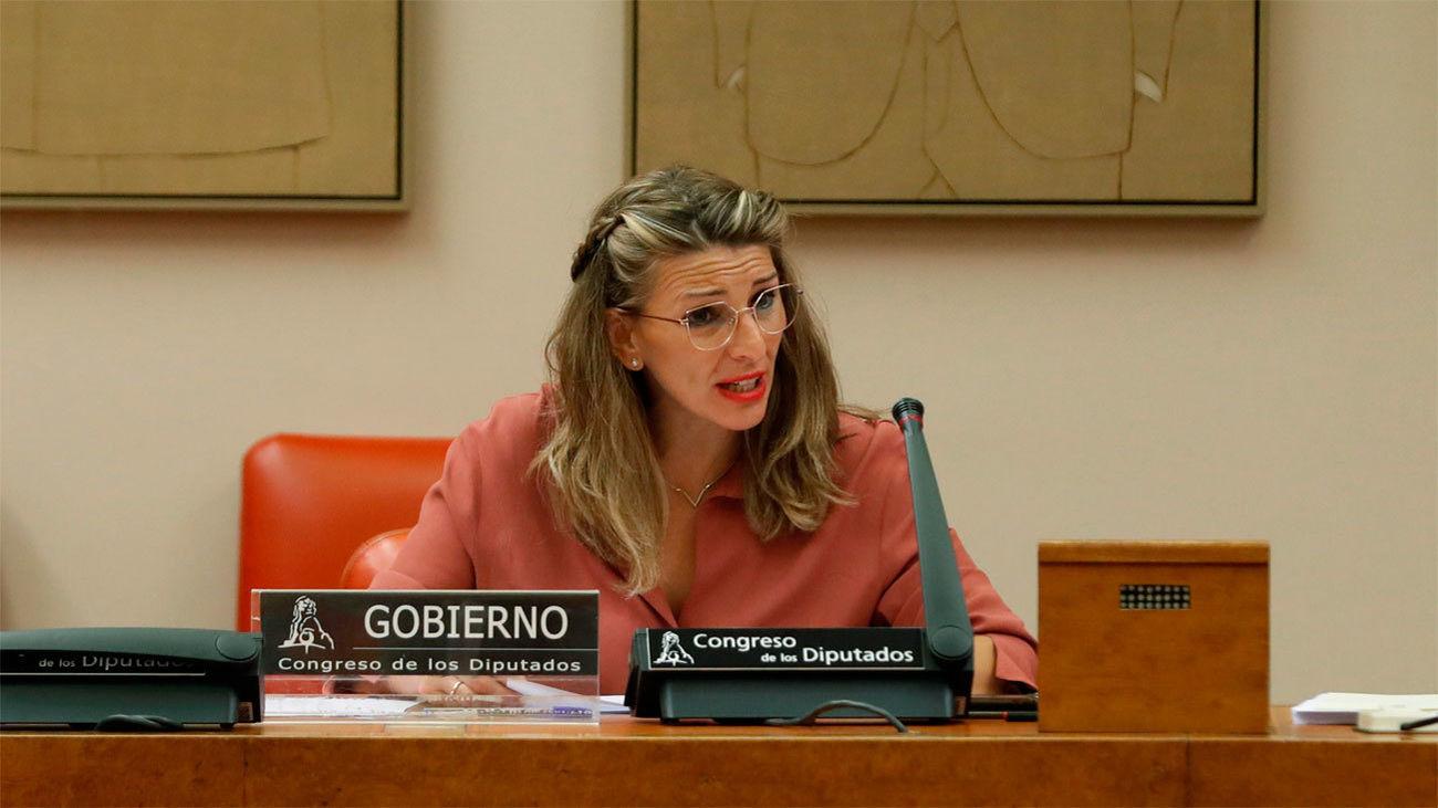 La ministra de Trabajo anima a los agentes sociales a llegar a un acuerdo para prolongar los ERTE