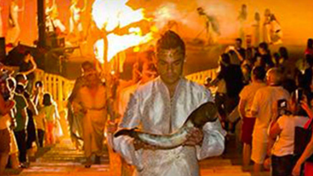 Pinto cancela la celebración del solsticio y la hoguera de San Juan
