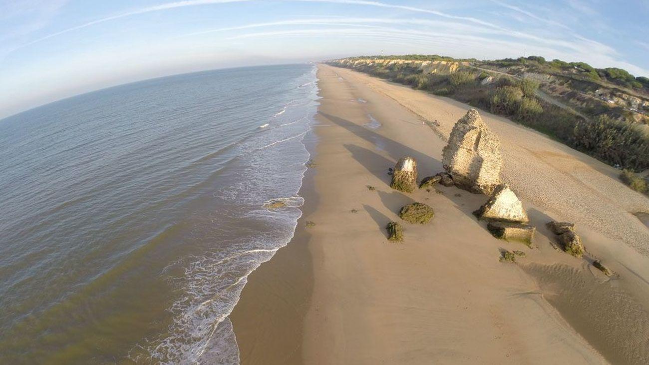 Playa de Doñana, el arenal más largo de España