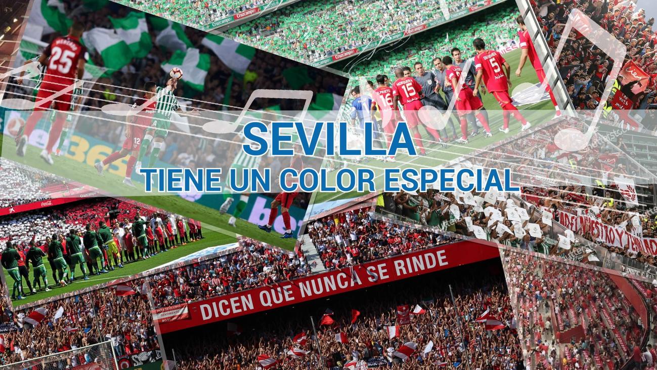 Sevilla-Betis, un derbi con muchas incógnitas pero con la pasión de siempre