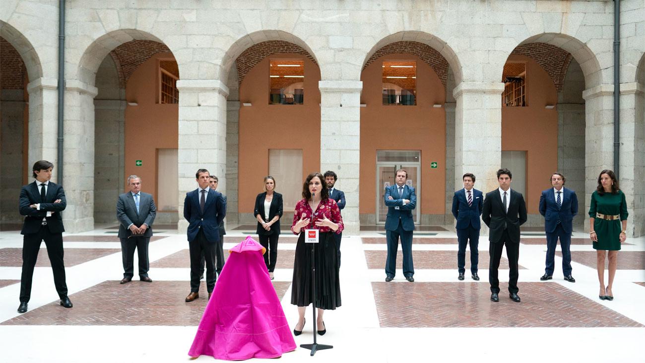 La Comunidad de Madrid quiere reabrir Las Ventas para la Feria de Otoño