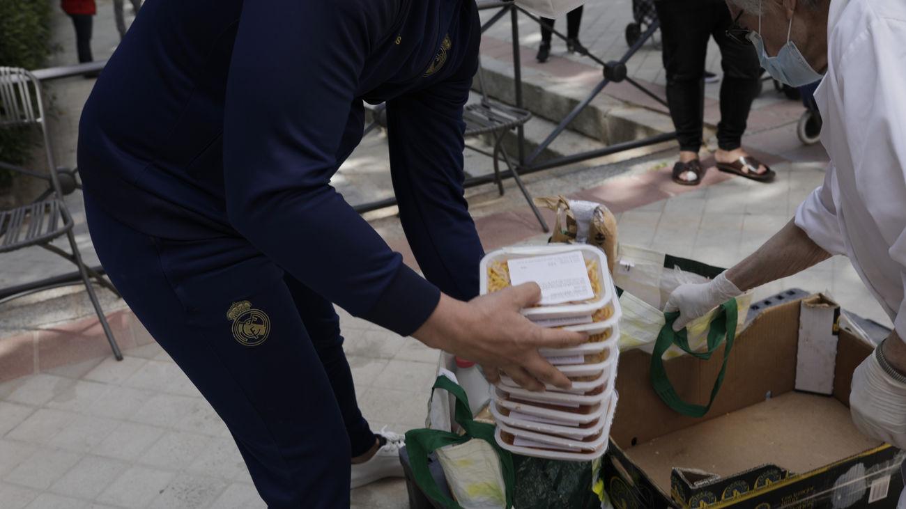 Recogida de alimentos para los más necesitados