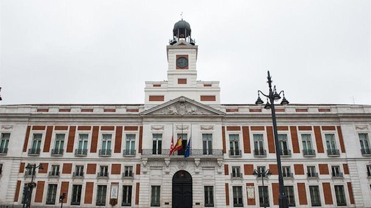Sede del Gobierno de la Comunidad de Madrid en la Puerta del Sol